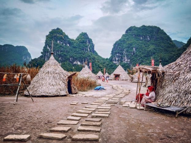 Mot ngay trai nghiem canh dep cua vung dat Ninh Binh hinh anh 7