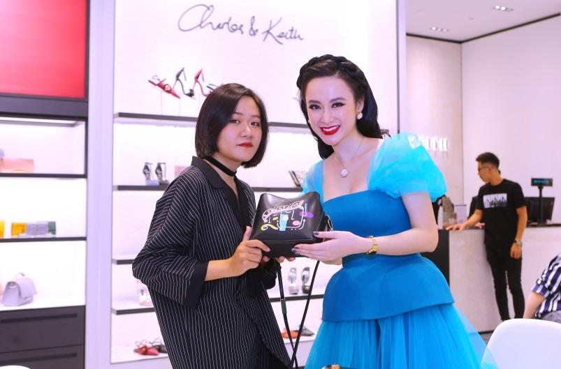 Angela Phuong Trinh dien dam cong chua thanh lich du su kien hinh anh 8