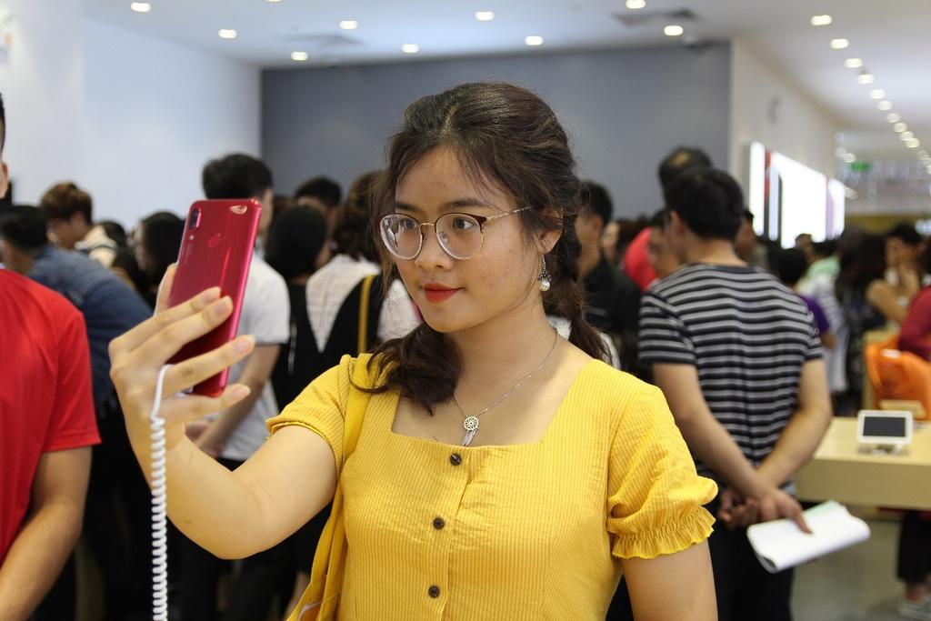 Huawei khai truong cua hang trai nghiem dau tien tai Viet Nam hinh anh 10