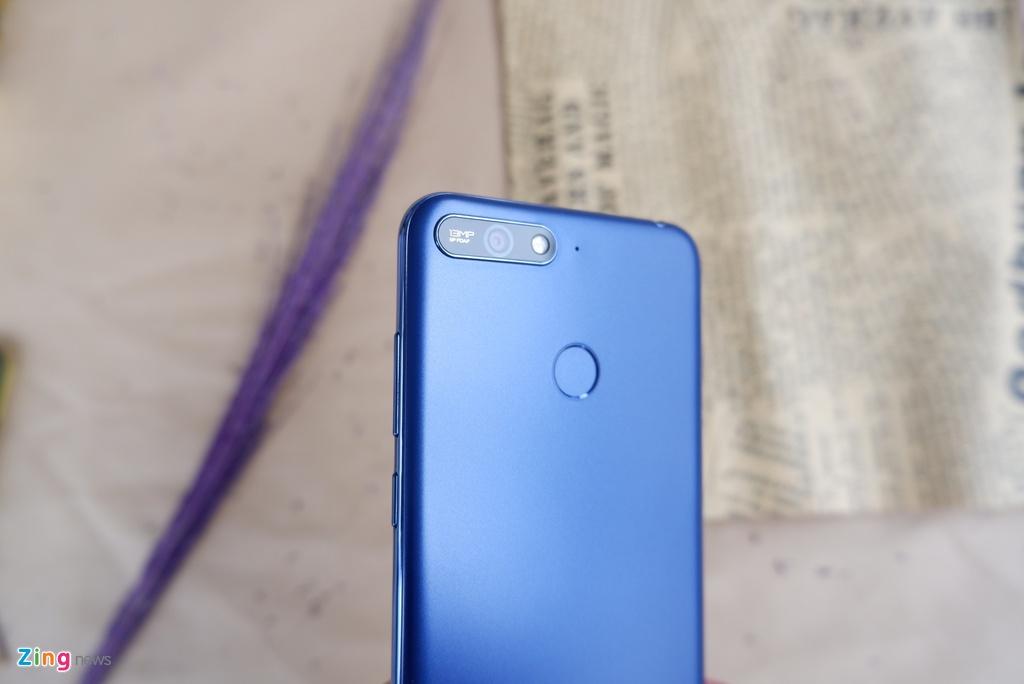 Huawei Y6 Prime: Thiết kế hiện đại, hiệu năng khá - Công nghệ - ZING VN