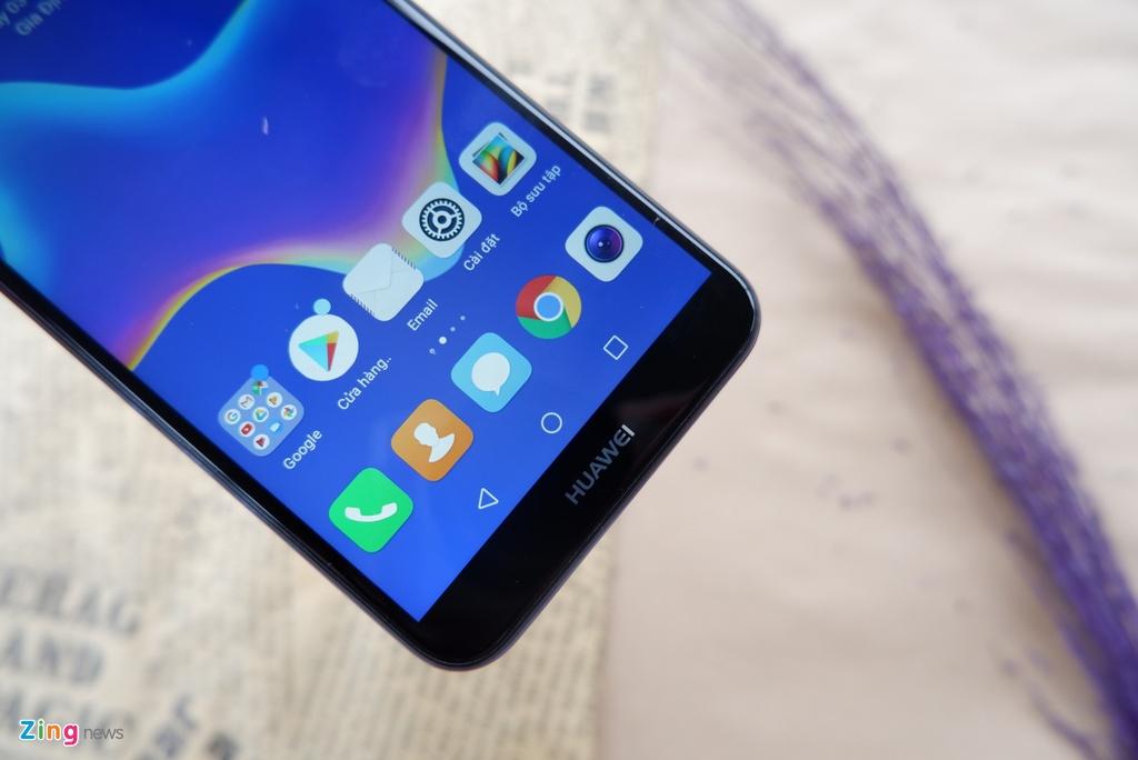 Huawei Y6 Prime: Thiết kế hiện đại, hiệu năng khá - Công