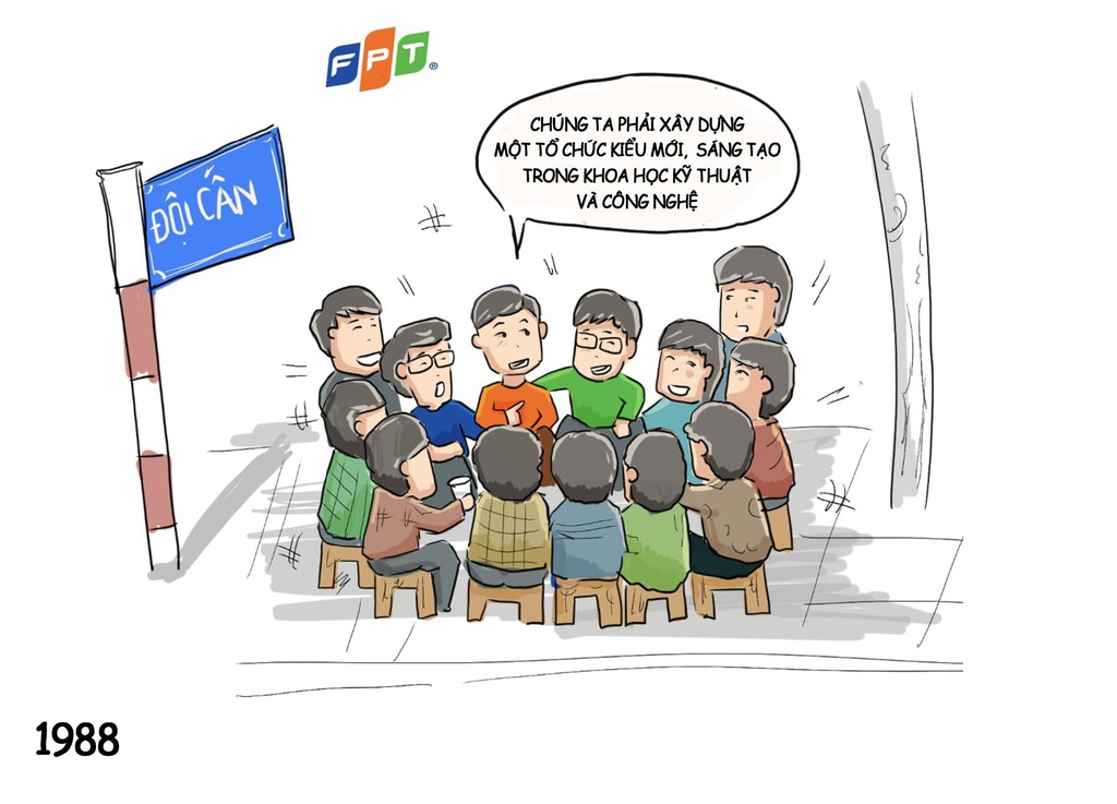 Nam ban sinh ra, FPT da lam duoc gi cho nen cong nghe Viet Nam? hinh anh 1