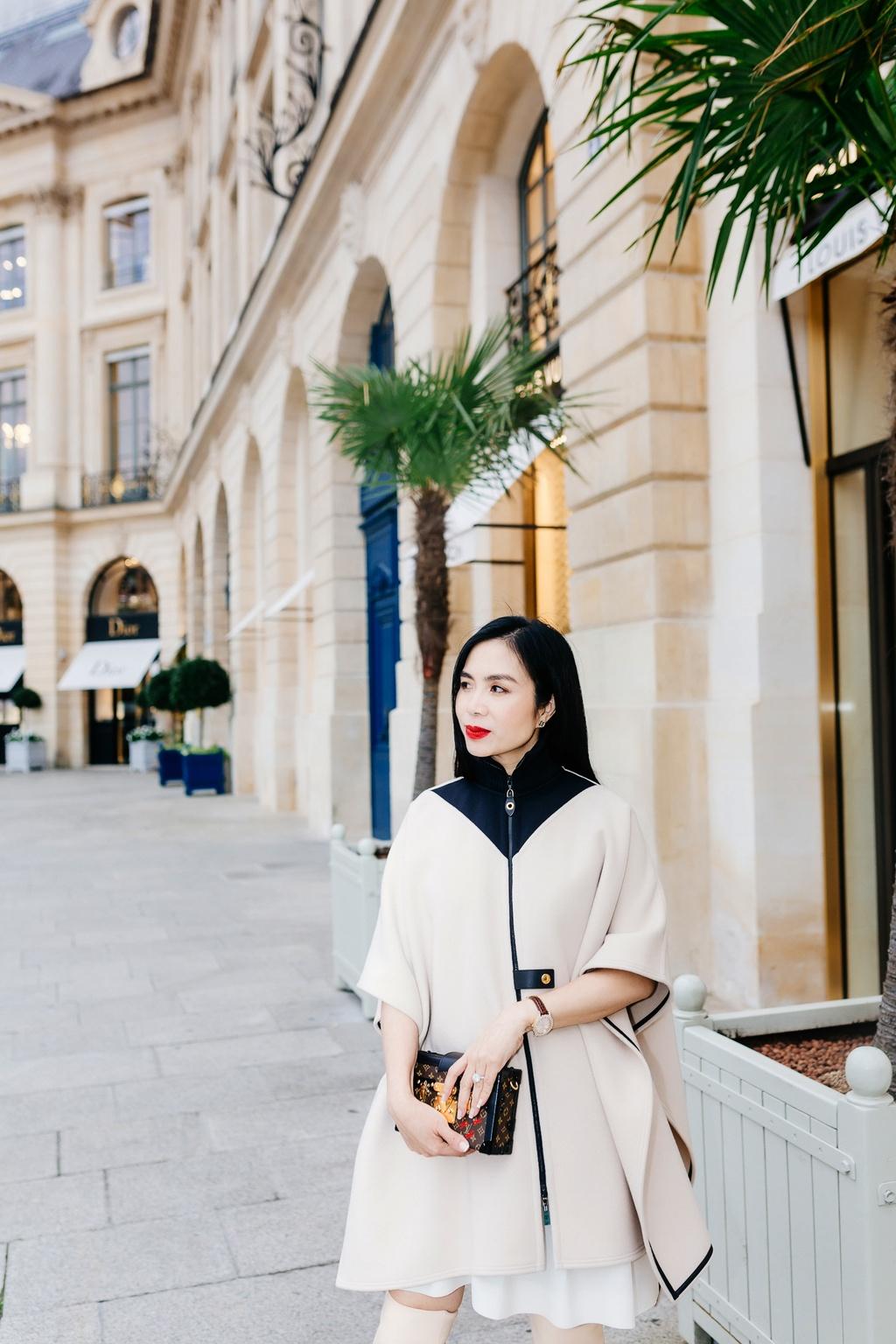 CEO Elise duoc Louis Vuitton moi du show xuan he hinh anh 1