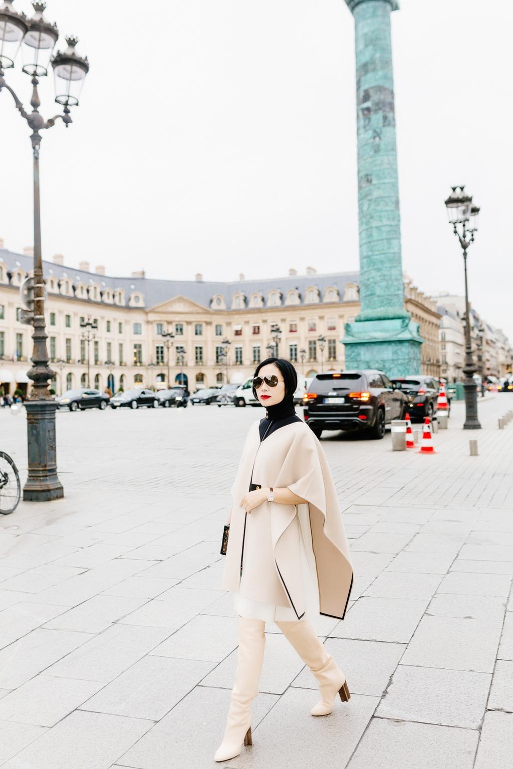 CEO Elise duoc Louis Vuitton moi du show xuan he hinh anh 2