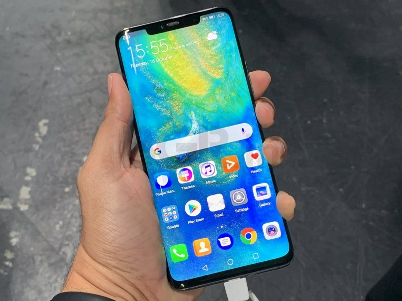 Ban biet gi ve 'ong trum' smartphone Huawei Mate 20 Pro? hinh anh 5