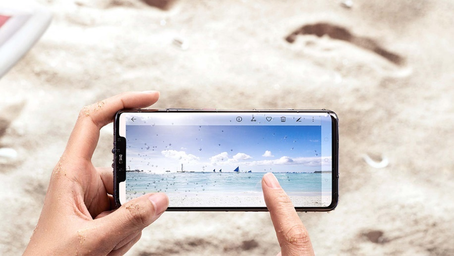 Ban biet gi ve 'ong trum' smartphone Huawei Mate 20 Pro? hinh anh 6