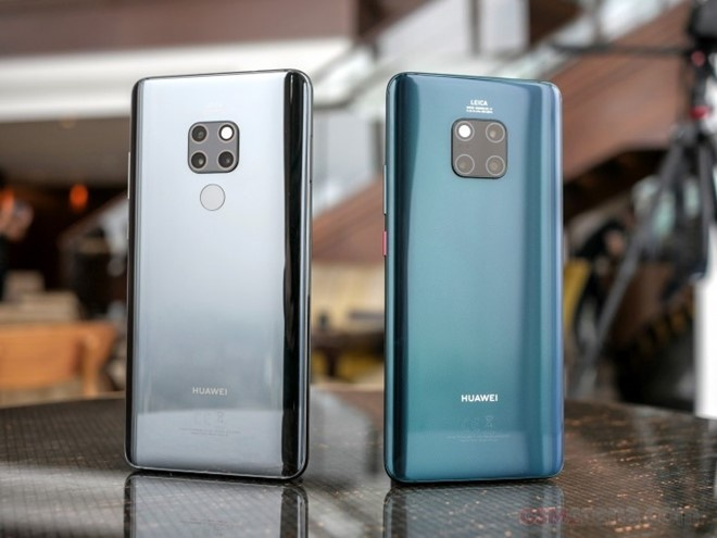 Ban biet gi ve 'ong trum' smartphone Huawei Mate 20 Pro? hinh anh 3