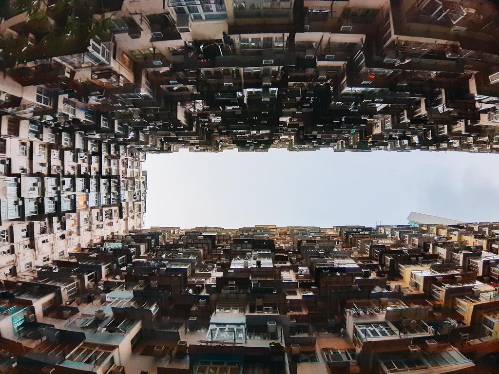 Ngam Hong Kong qua ong kinh goc rong cua Galaxy A7 hinh anh 6