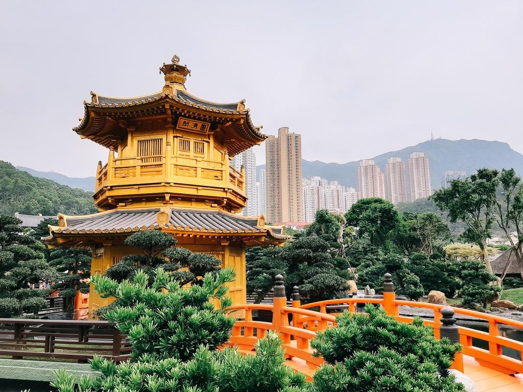 Ngam Hong Kong qua ong kinh goc rong cua Galaxy A7 hinh anh 11
