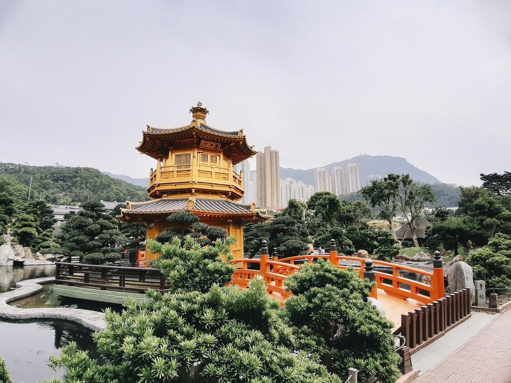 Ngam Hong Kong qua ong kinh goc rong cua Galaxy A7 hinh anh 12