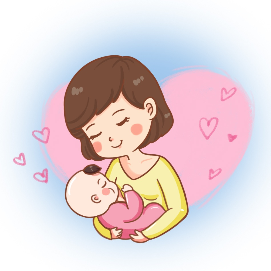 Buồn vui của mẹ những ngày đầu chăm con