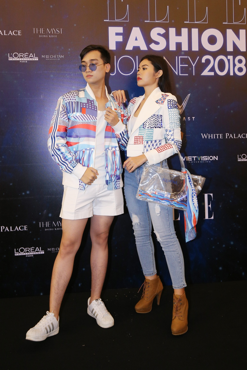 Thanh Hang dien menswear, Chau Bui ca tinh du show thoi trang hinh anh 7