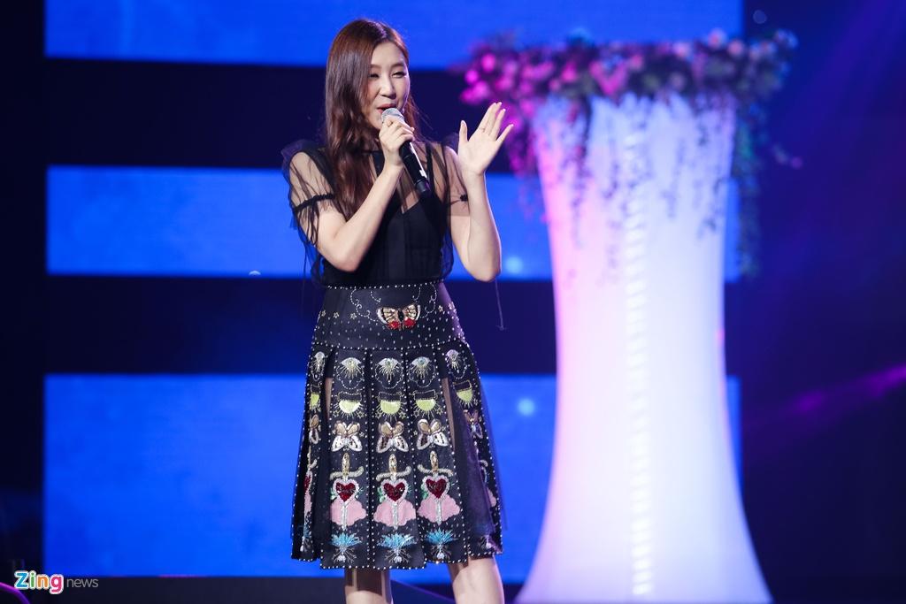 Ji Yeon va Soobin lan dau song ca trong dem nhac Viet - Han tai TP.HCM hinh anh 4