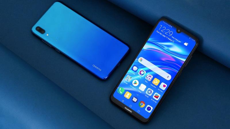 Vi sao Huawei Y7 Pro 2019 la smartphone phu hop cho gioi tre? hinh anh 1