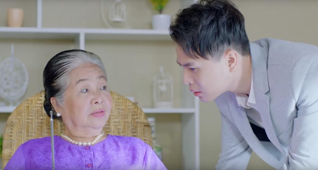 Trinh Thang Binh thoat e, chinh phuc gia dinh ban gai trong clip moi hinh anh 5