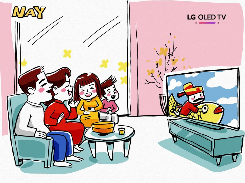 LG OLED TV anh 10