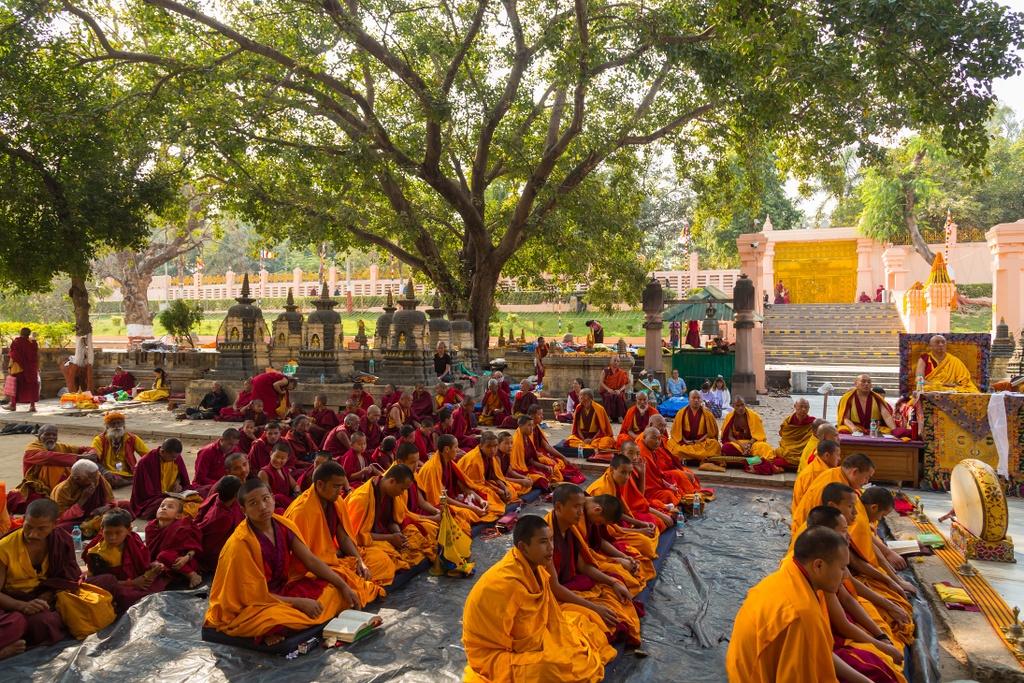 Theo chan Phat tu Viet hanh huong den dat thieng An Do - Nepal hinh anh 2