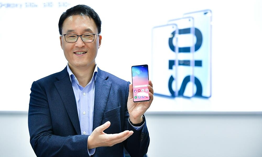 Samsung Galaxy S10 anh 1