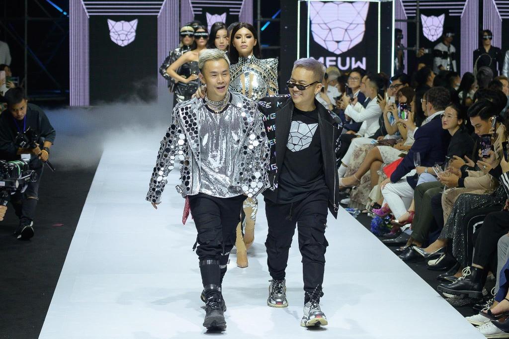 NTK Chung Thanh Phong mo man Aquafina VIFW 2019 hinh anh 17
