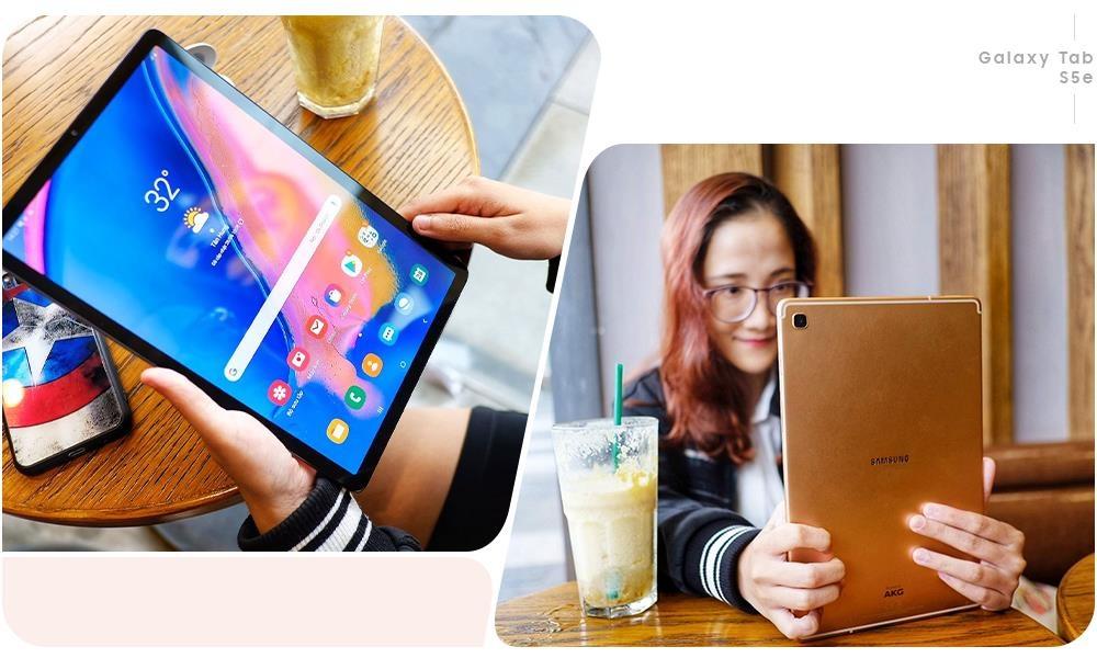 Galaxy Tab S5e - 'chien ma' moi cua Samsung tren duong dua tablet hinh anh 8