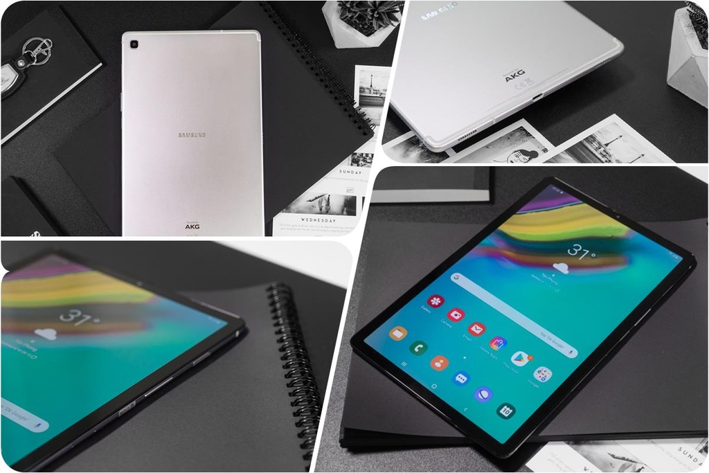 Galaxy Tab S5e - 'chien ma' moi cua Samsung tren duong dua tablet hinh anh 6