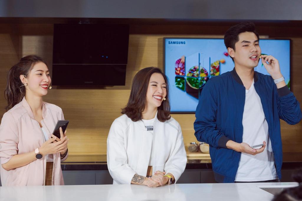 Samsung Showcase anh 3