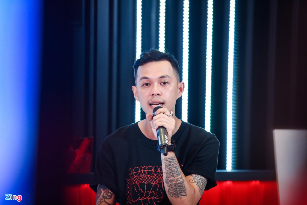 Danny Daos: 'Hai mat tot va xau cua graffiti luon song hanh voi nhau' hinh anh 4