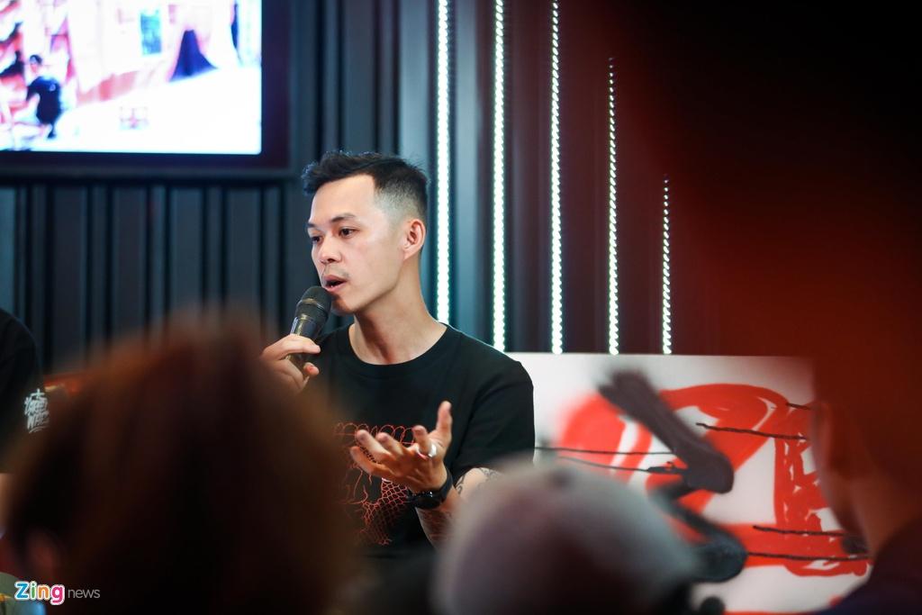 Danny Daos: 'Hai mat tot va xau cua graffiti luon song hanh voi nhau' hinh anh 6