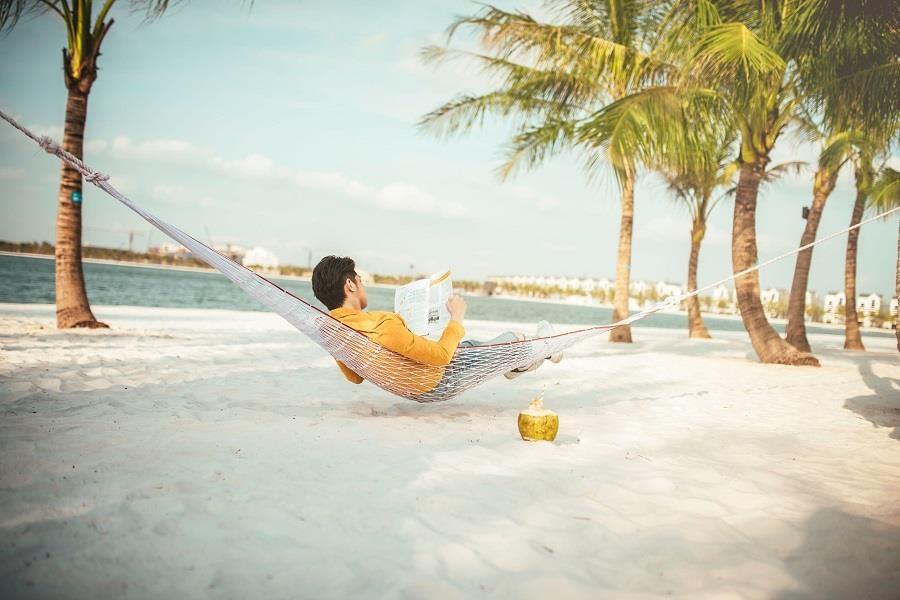 Cung Noo Phuoc Thinh kham pha dieu bat ngo tai Vinhomes Ocean Park hinh anh 2