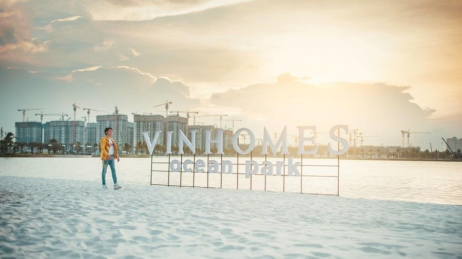 Cung Noo Phuoc Thinh kham pha dieu bat ngo tai Vinhomes Ocean Park hinh anh 4