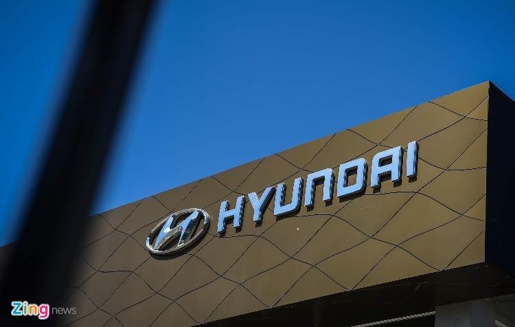 10 nam Hyundai but pha tai VN va tham vong xuat xuong 200.000 xe/nam hinh anh 1