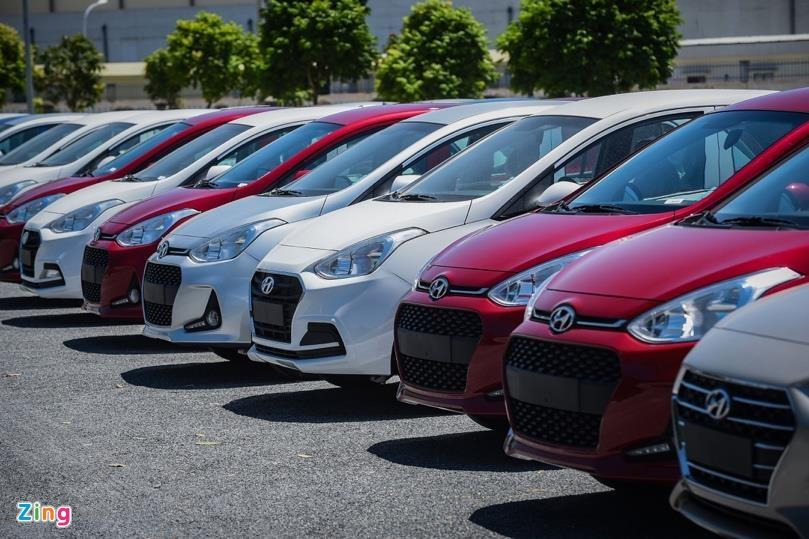10 nam Hyundai but pha tai VN va tham vong xuat xuong 200.000 xe/nam hinh anh 2