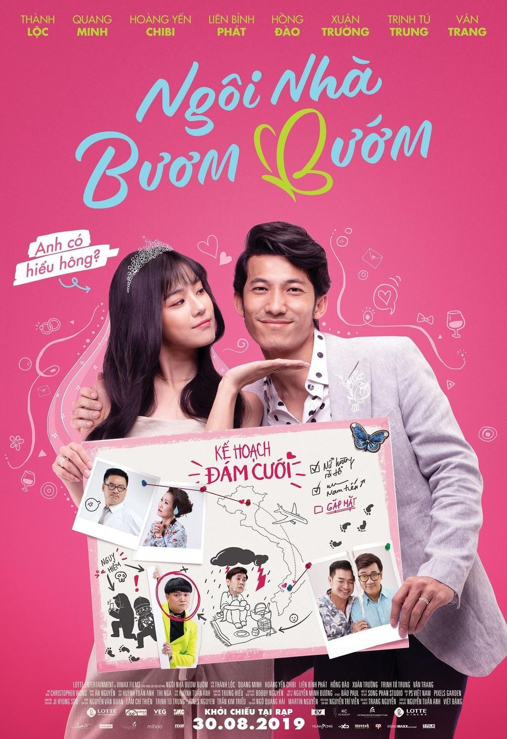 Hoang Yen Chibi tuyen bo co bau trong trailer 'Ngoi nha buom buom' hinh anh 5