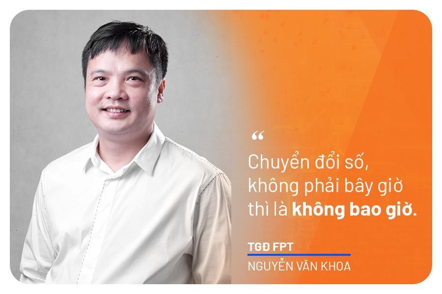 TGD FPT: 'Chung toi se rut ngan 30-50% thoi gian chuyen doi so' hinh anh 1