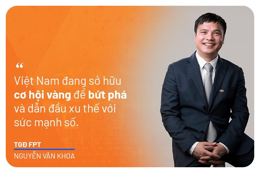 TGD FPT: 'Chung toi se rut ngan 30-50% thoi gian chuyen doi so' hinh anh 2