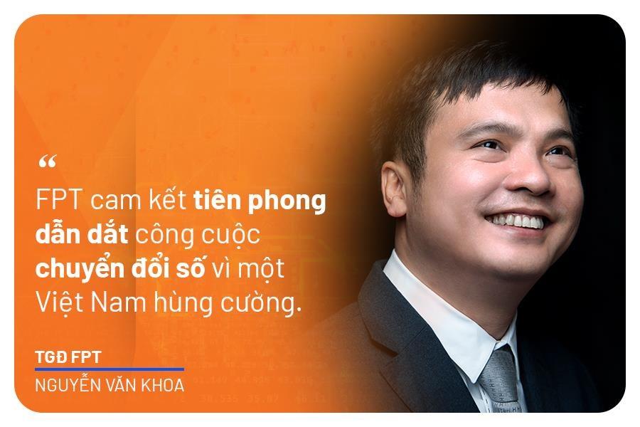 TGD FPT: 'Chung toi se rut ngan 30-50% thoi gian chuyen doi so' hinh anh 3