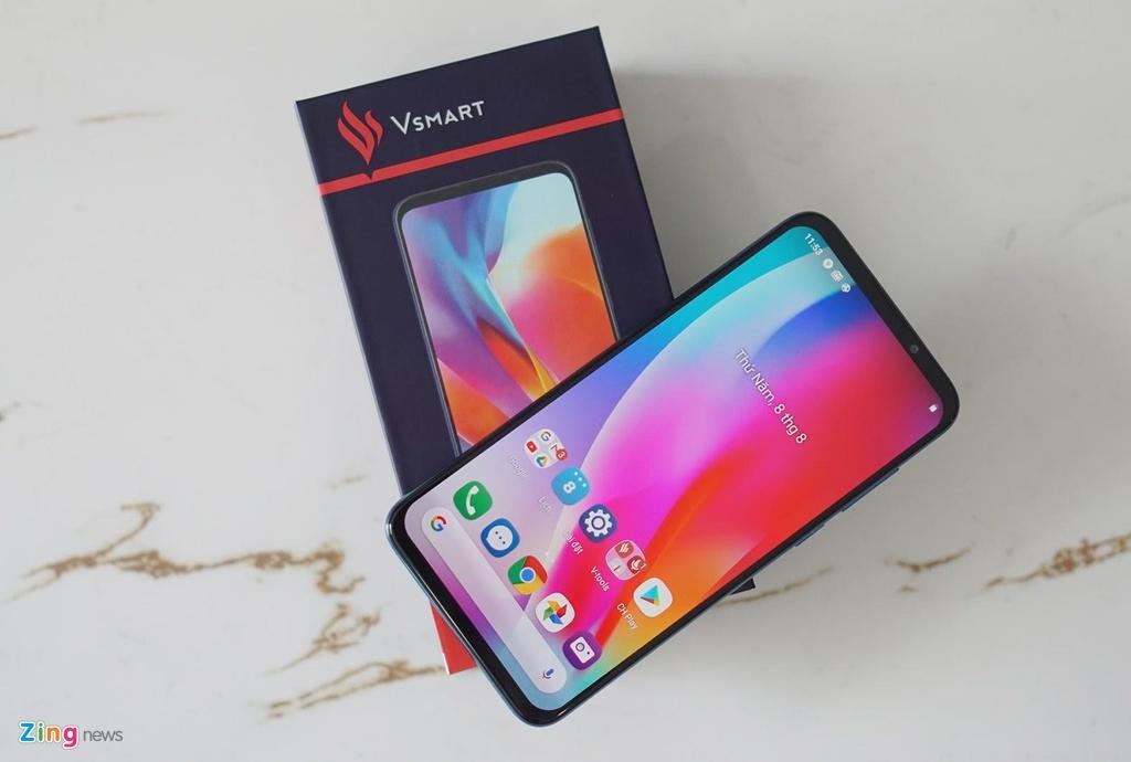 Chi tiet Vsmart Live - smartphone Viet gia 7 trieu dong hinh anh 2