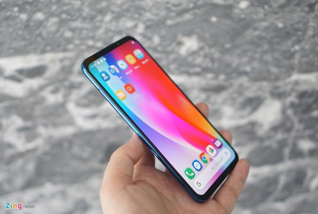 Chi tiet Vsmart Live - smartphone Viet gia 7 trieu dong hinh anh 10