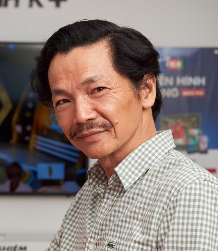 NSND Trung Anh: 'Neu khong theo nghiep dien toi da la cau thu bong da' hinh anh 1