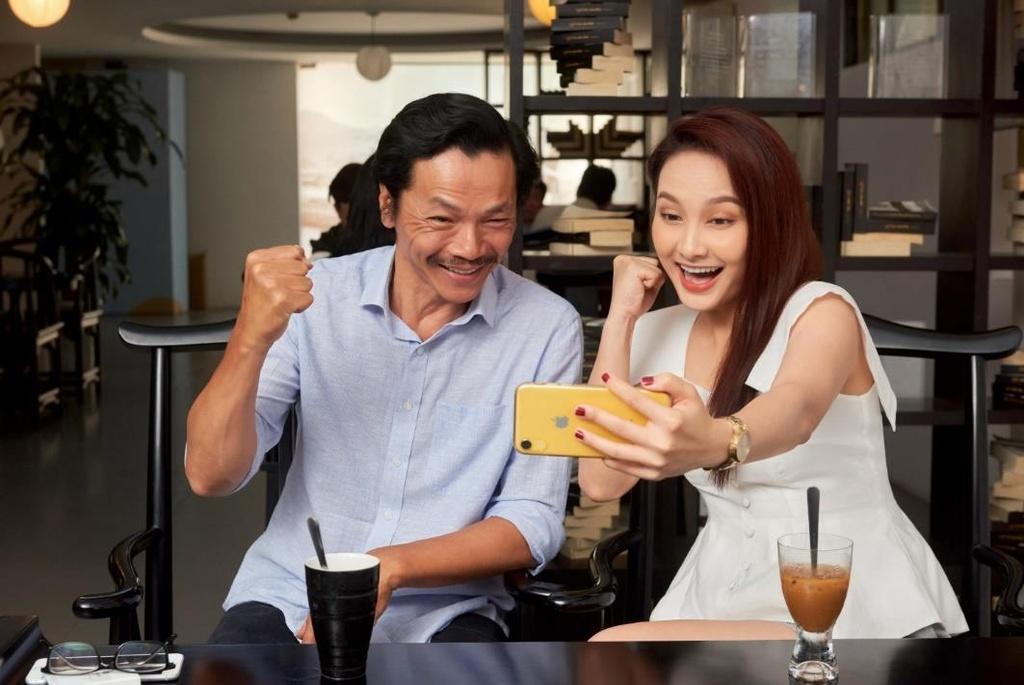 NSND Trung Anh: 'Neu khong theo nghiep dien toi da la cau thu bong da' hinh anh 4
