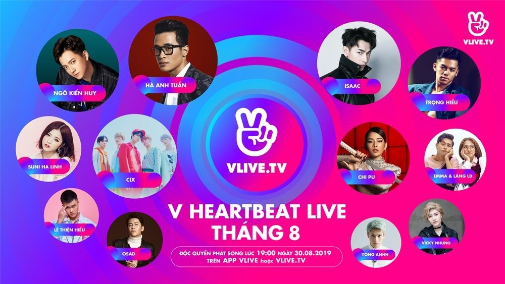 VLive anh 9