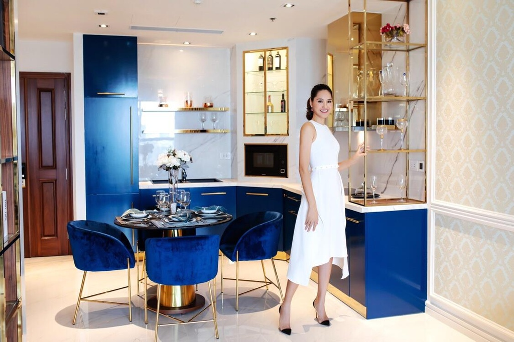 HH Hương Giang: 'Tôi mê nhà hơn cả tủ thời trang hàng hiệu'