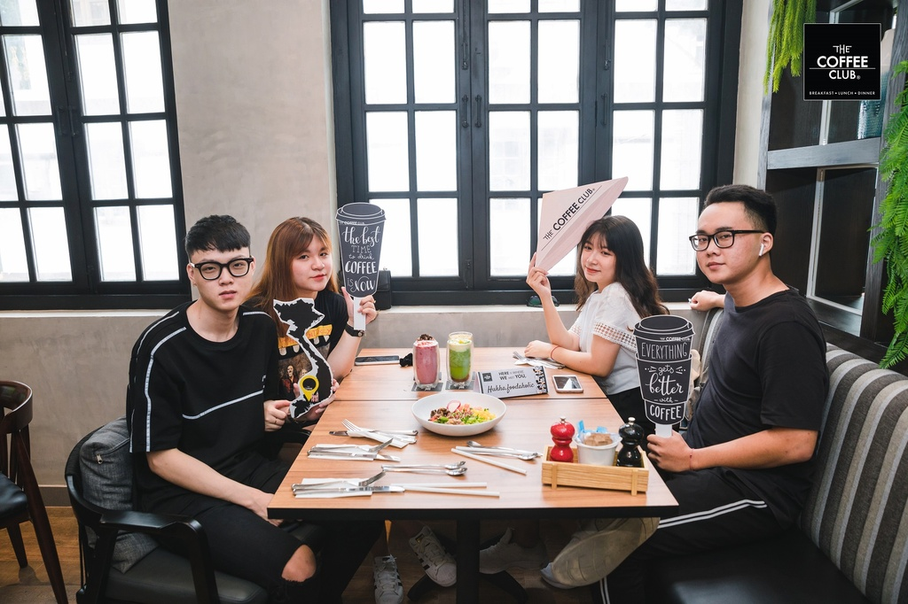 The Coffee Club anh 4