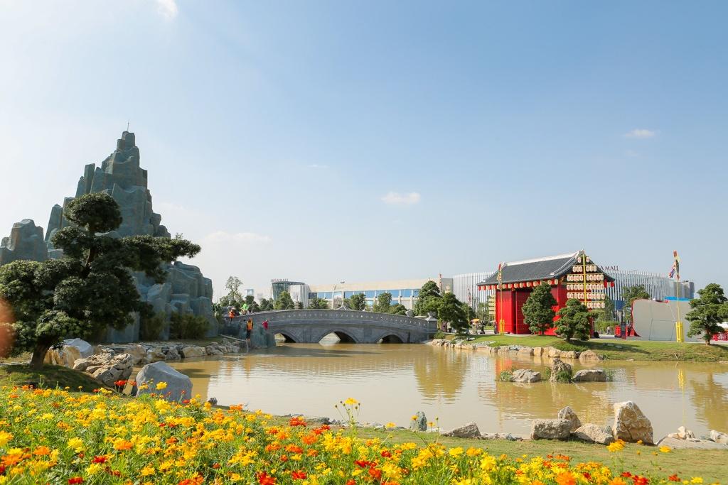 Toc Tien khoe dang tai le khai truong khu vuon mang van hoa Nhat Ban hinh anh 6
