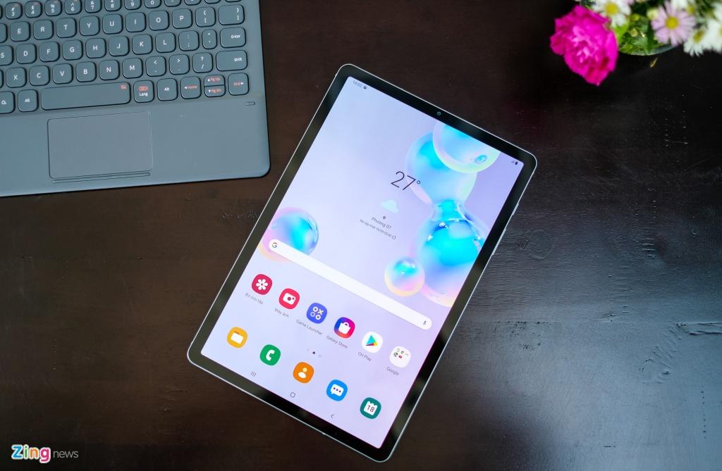 May tinh bang cao cap Samsung Galaxy Tab S6 anh 5