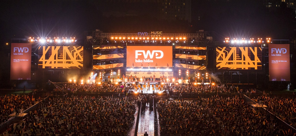 FWD Music Fest anh 5