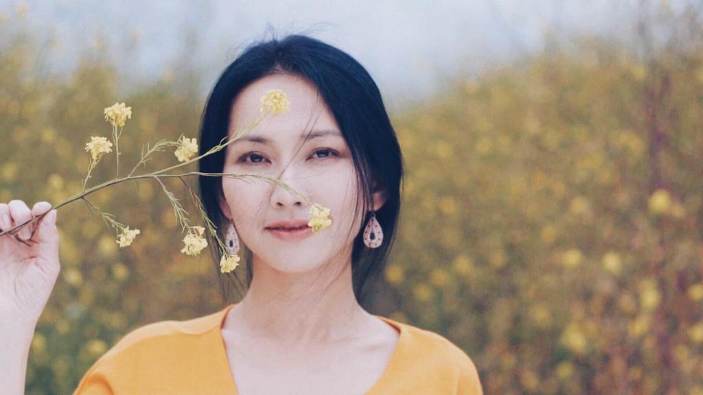 Kim Hien ke chuyen o My: 'Toi van co khan gia hai ngoai thuong minh' hinh anh 1