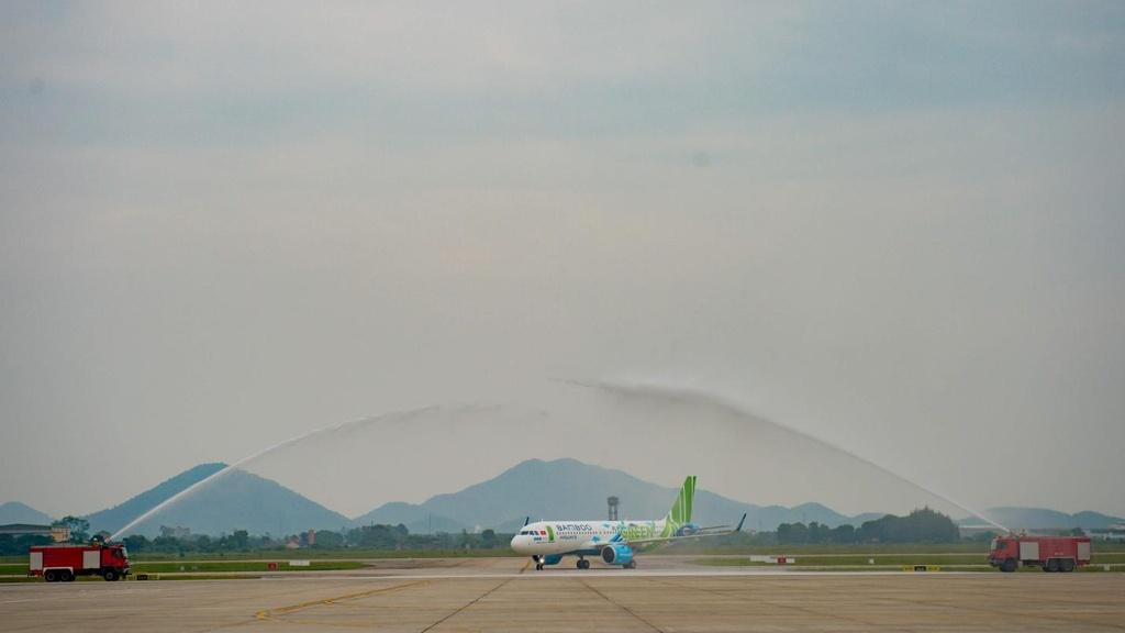 Bamboo don may bay Airbus A320neo dau tien mang 'ao' Fly Green hinh anh 2