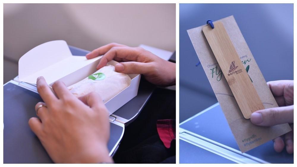 Bamboo don may bay Airbus A320neo dau tien mang 'ao' Fly Green hinh anh 5