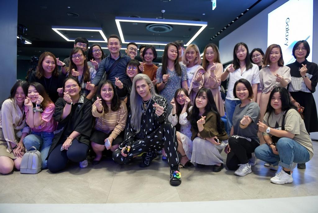 Workshop Samsung 68 anh 12